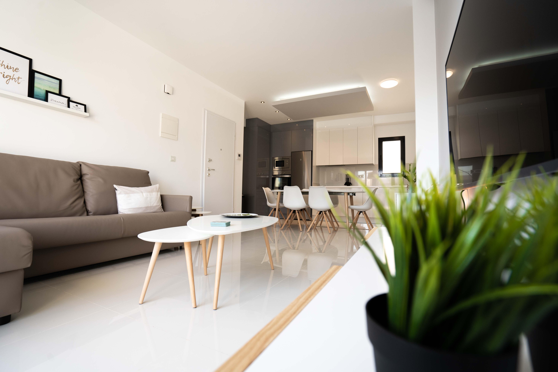 Feel Good Apartment | Playa Elisa Costa | Woonkamer