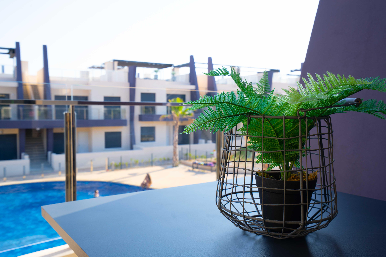 Feel Good Apartment | Playa Elisa Costa | Balkon detailshot