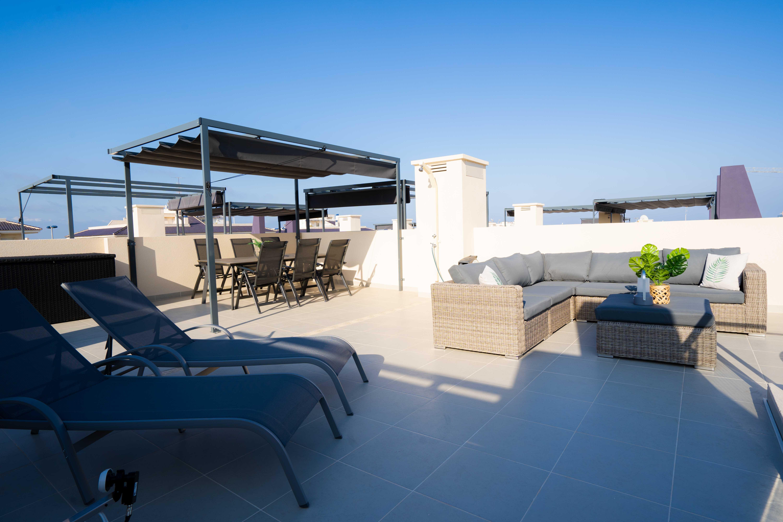 Feel Good Apartment | Playa Elisa Costa | Dakterras
