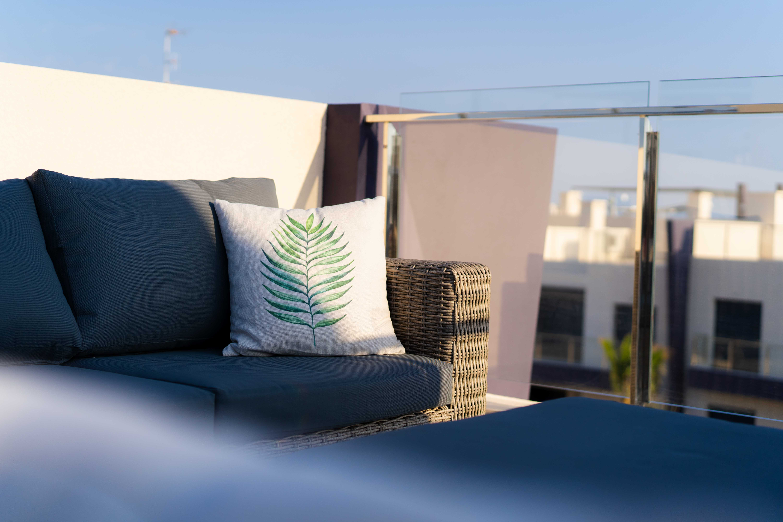 Feel Good Apartment | Playa Elisa Costa | Woonkamer detailshot