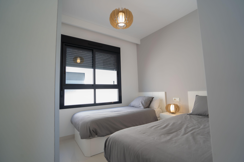 Slaapkamer 2 | Playa Elisa Costa | Feel good apartment